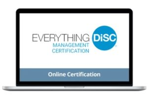 Everything DiSC® Management Certification
