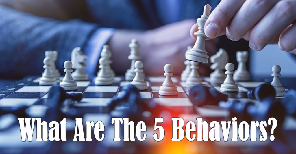What Are The 5 Behaviors?